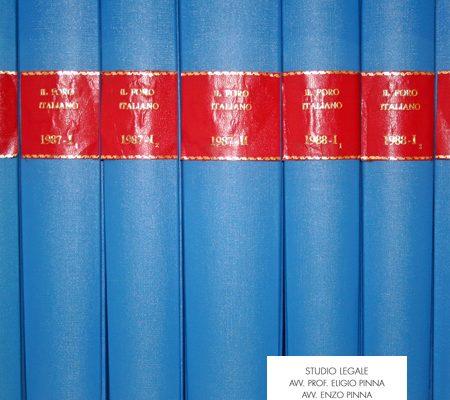 Studio Legale Prof. Avv. Eligio Pinna